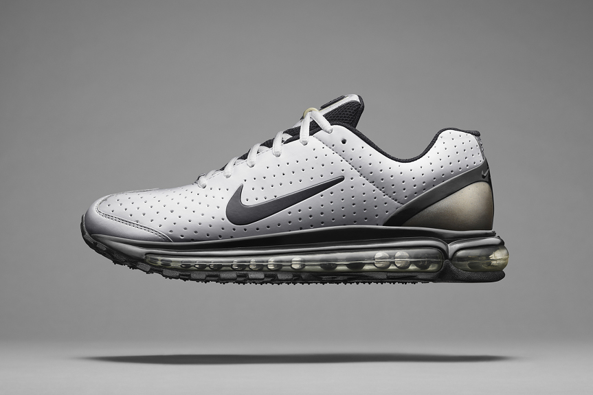 Nike Air Max 2015 White Grey