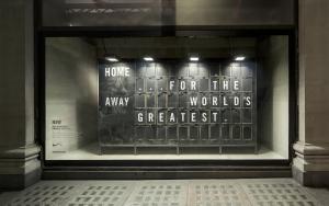 5ff5f3ecc76e Interactive Nike advertising at Selfridges - Trapped Magazine