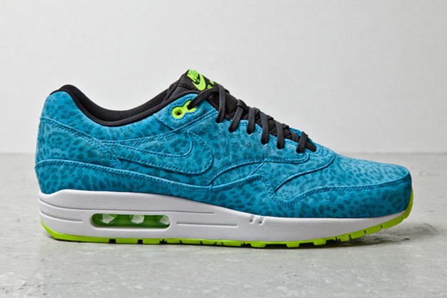 "8aeb53e3aaea NIKE AIR MAX 1 FB ""BLUE LEOPARD"" (SNEAK PEEK). POSTED BY Mr Trapped Magazine  ..."
