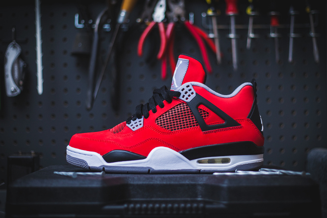 "big sale 41655 5244e Air Jordan 4 Retro – ""Toro Bravo"" (Release Date) - Trapped ..."