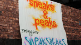 Sneaks and Peaks 1