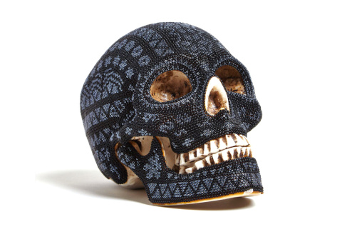our-exquisitve-corpse-huichol-black-skull-1