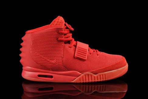"""the best attitude aebbf f39d2 Nike Air Yeezy 2 """"Red October"""" Releasing December 27 ..."""
