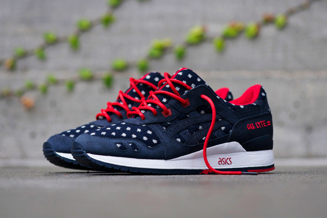 "meilleure sélection 71b6b 97e76 BAIT x ASICS Gel Lyte III ""Basics Model-003 Nippon Blues ..."