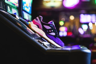 Saucony x Feature G9 Shadow 6 High Roller Pack 'The Barney