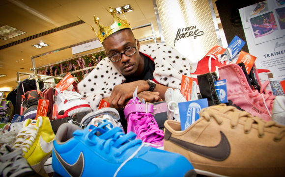 King of Trainers - Interview - Trapped