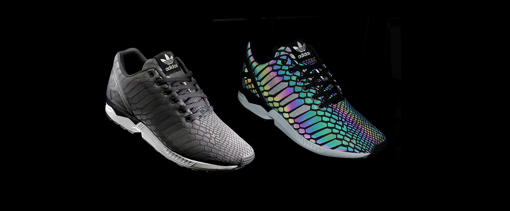 huge discount 5beaa 57b88 FOOT ASYLUM PRESENTS THE ADIDAS ZX FLUX XENO - UK RELEASE - Trapped Magazine