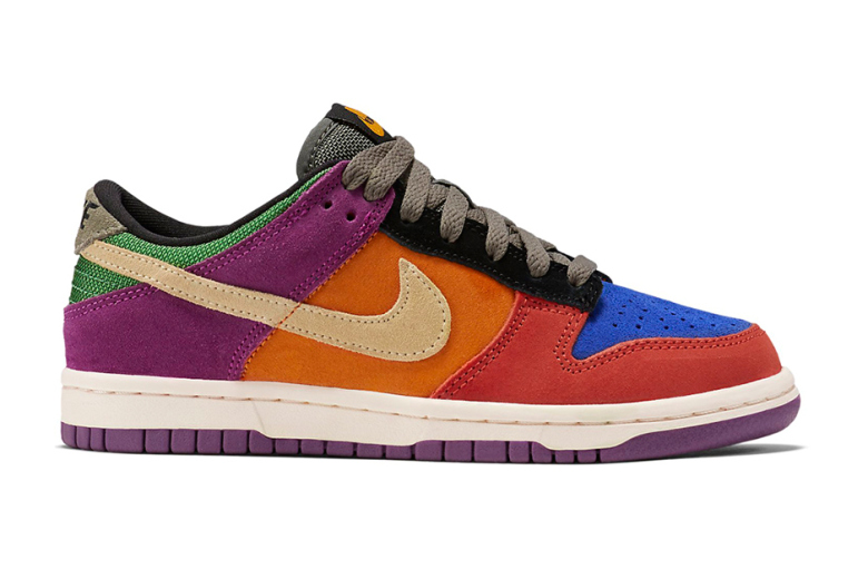 "official photos 85616 35ea0 Nike to Re-release ""Viotech"" Dunk Low in Kids sizes only"