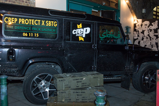 CREPPROTECT X SBGT LAUNCH -38