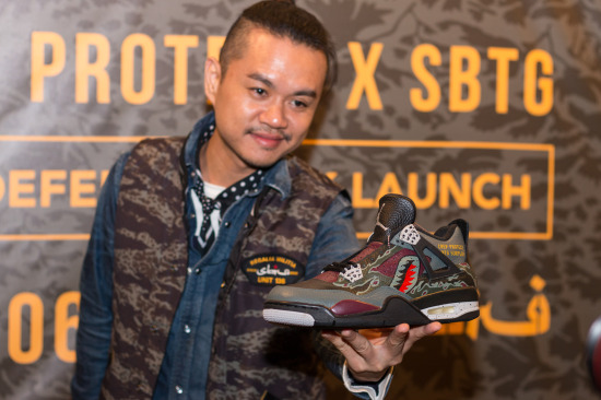 CREPPROTECT X SBGT LAUNCH -56