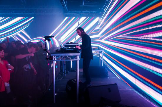 #ElectrikLondon - DJ Leon Vynehall