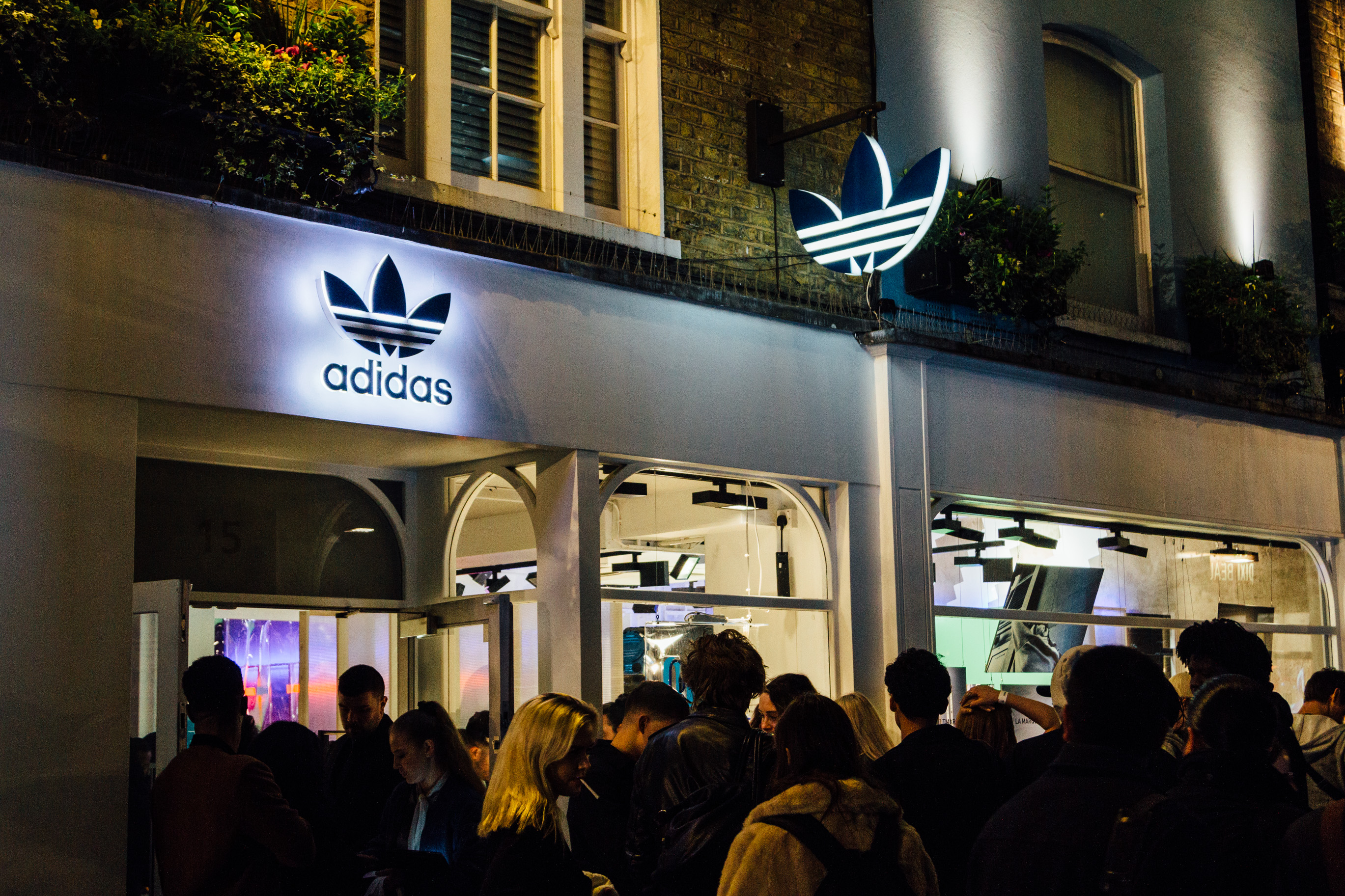 adidas Originals NMD Launch Party - Exclusive Recap - Trapped Magazine 8a5db4643f31