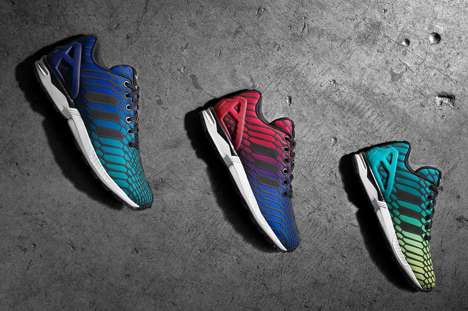 low priced c7eec 8a35d Adidas Originals XENO ZX Flux 'Negative Collection ...