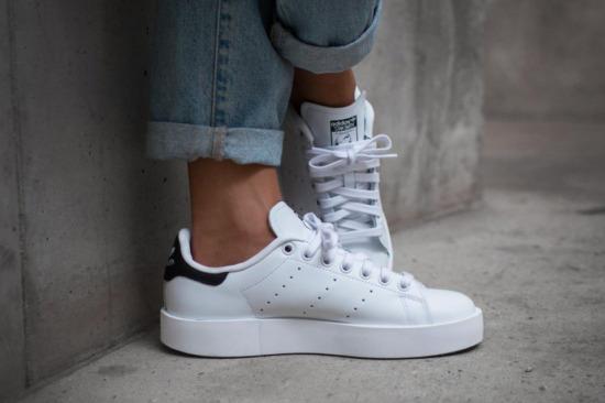adidas stans smith platform