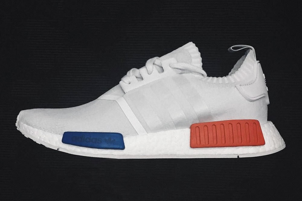 78efe7d70700b A First Look at the All-White adidas Originals NMD - Trapped Magazine