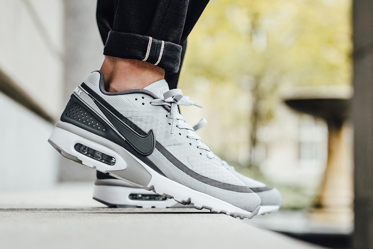 code promo 9c69f ab49e The Nike Air Max BW Ultra Goes Grayscale - Trapped Magazine