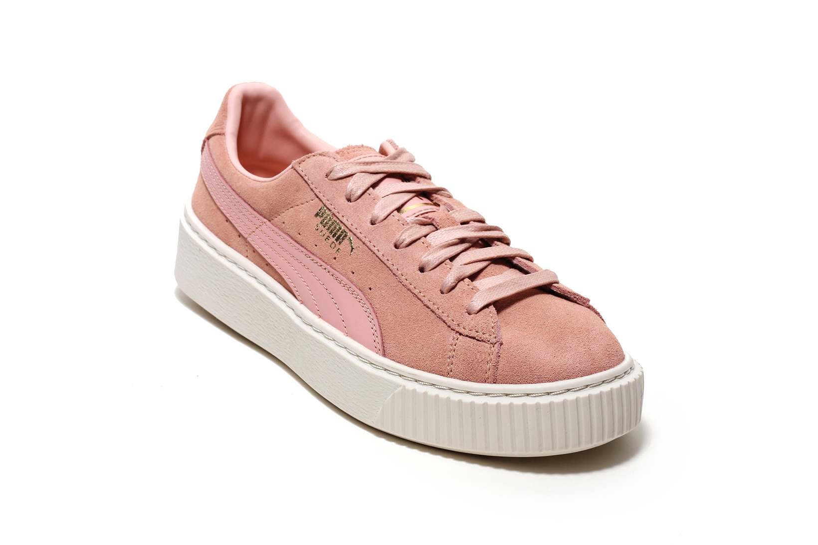 puma releases new suede platform core sneakers trapped. Black Bedroom Furniture Sets. Home Design Ideas