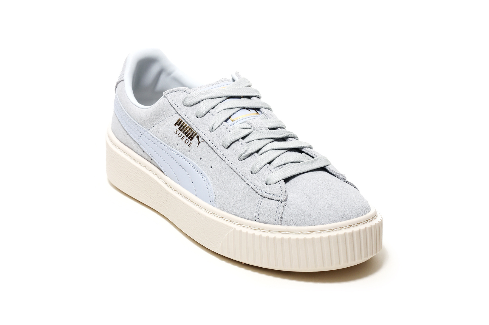 huge selection of eb436 dd625 Puma Releases New Suede Platform Core Sneakers - Trapped ...
