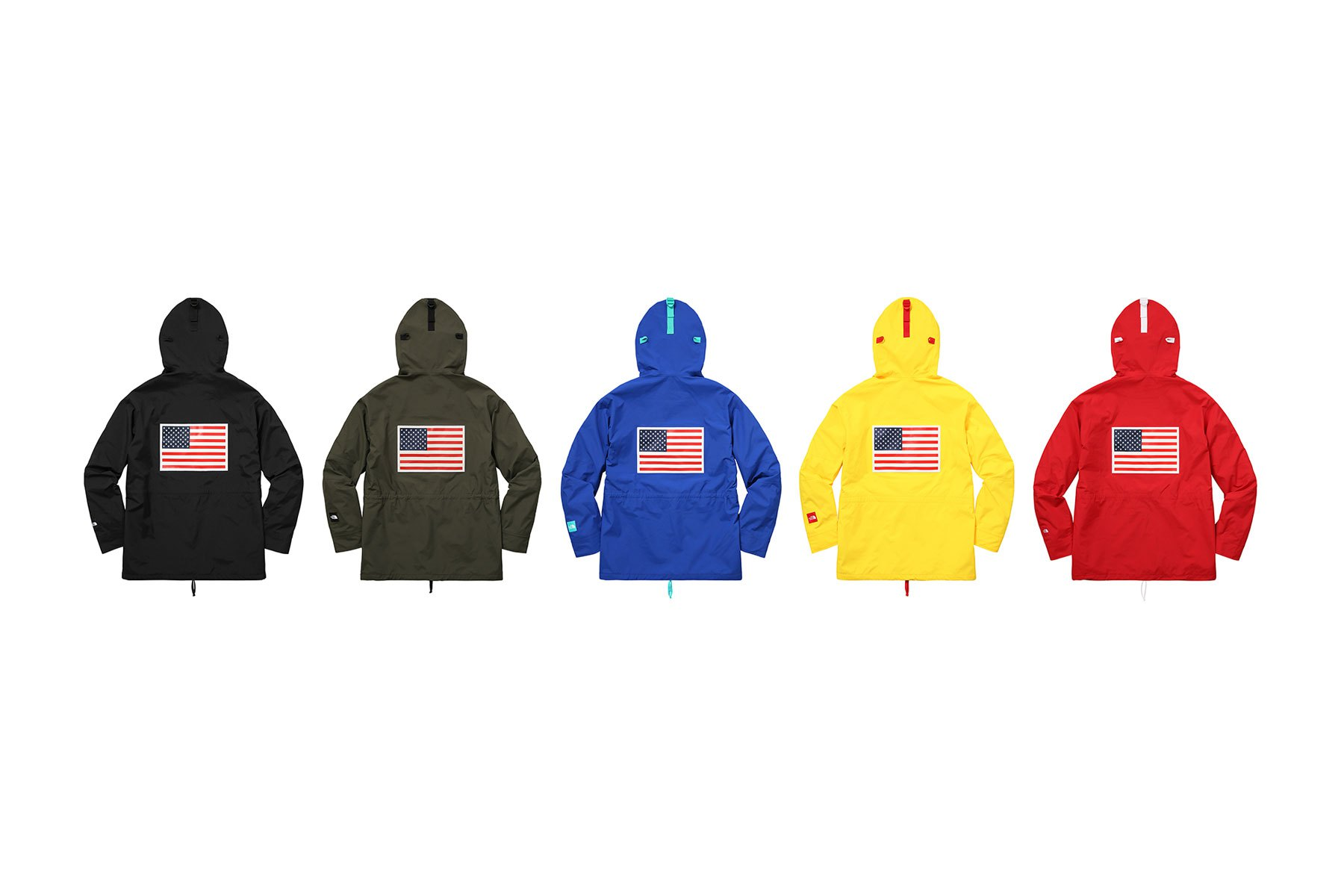 Supreme X NorthFace