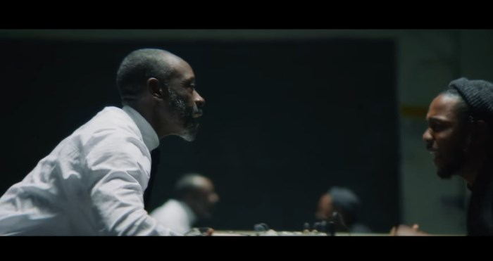 "Kendrick Lamar Drops ""DNA."" Video Ft Don Cheadle - Trapped ..."