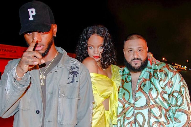 Rihanna-Khaled-Bryson-Tiller