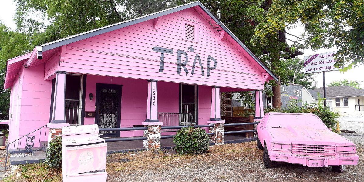 2 chainz opens a shape shifting trap house trapped magazine - Shape shifting house ...