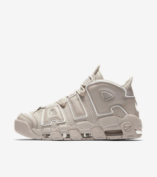 7386ff93e86d6 Air More Uptempo – Light Bone – This silhouette has had somewhat of a  resurgence over the past year and a half thanks to Nike retroing the shoe  Scottie ...