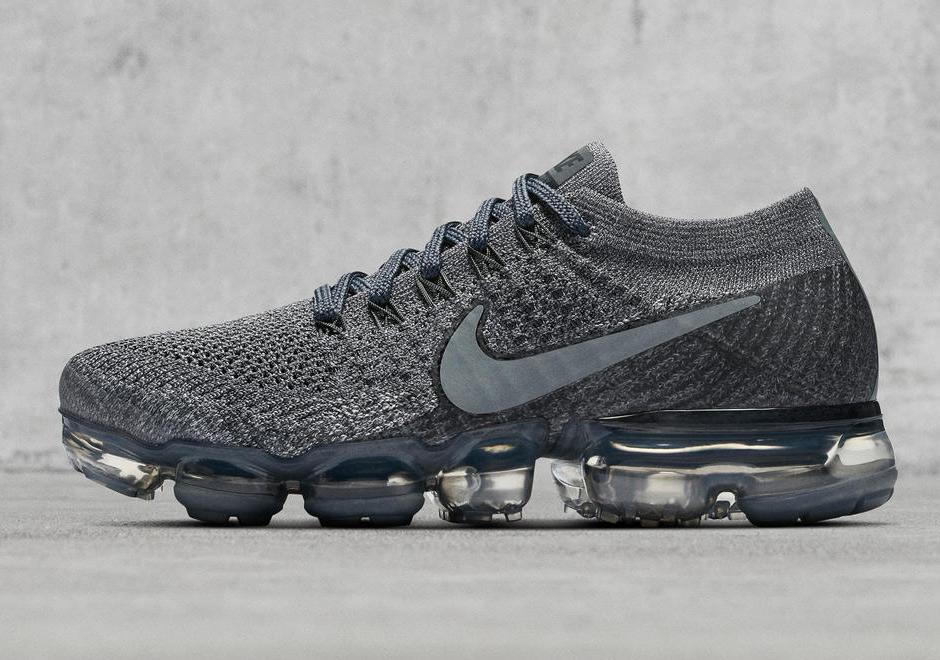 The Nike Air Vapormax Cool Grey Has A Drop Date