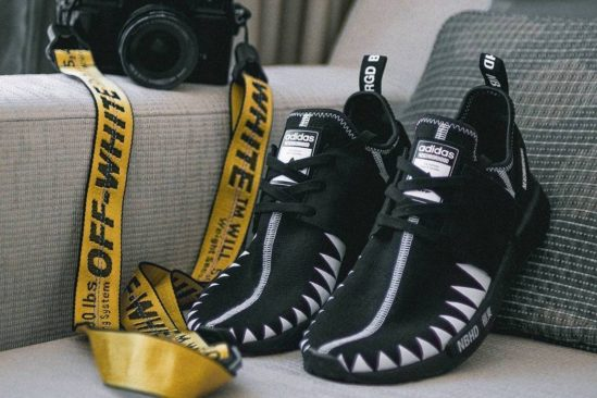 new style 355da a2729 Another Look At The Neighbourhood x Adidas NMD R1 - Trapped ...