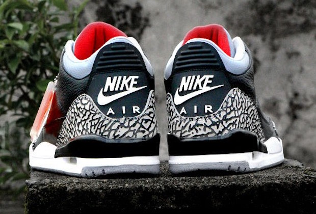 detailing 7d9b8 bb6a9 Is This Iconic Jordan 3 Releasing in 2018 - Trapped Magazine