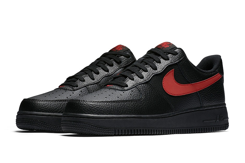 f0578c259 Nike Air Force 1 Leather Pack. - Trapped Magazine