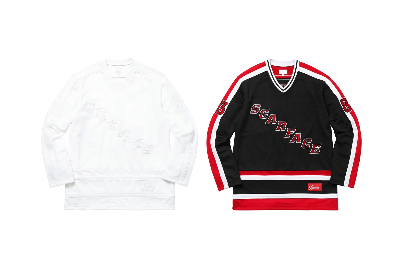 2049f5e9d07b9 Supreme Is Dropping More Scarface Collab Items - Trapped Magazine