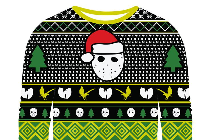 Wu Tang Ugly Christmas Jumpers Have Arrived Trapped Magazine