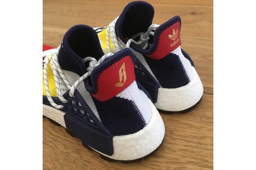new product db342 25e11 Billionaire Boys Club X Adidas NMD Hu Leaks - Trapped Magazine