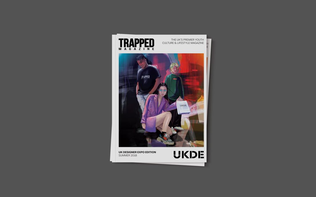 Trapped Magazine
