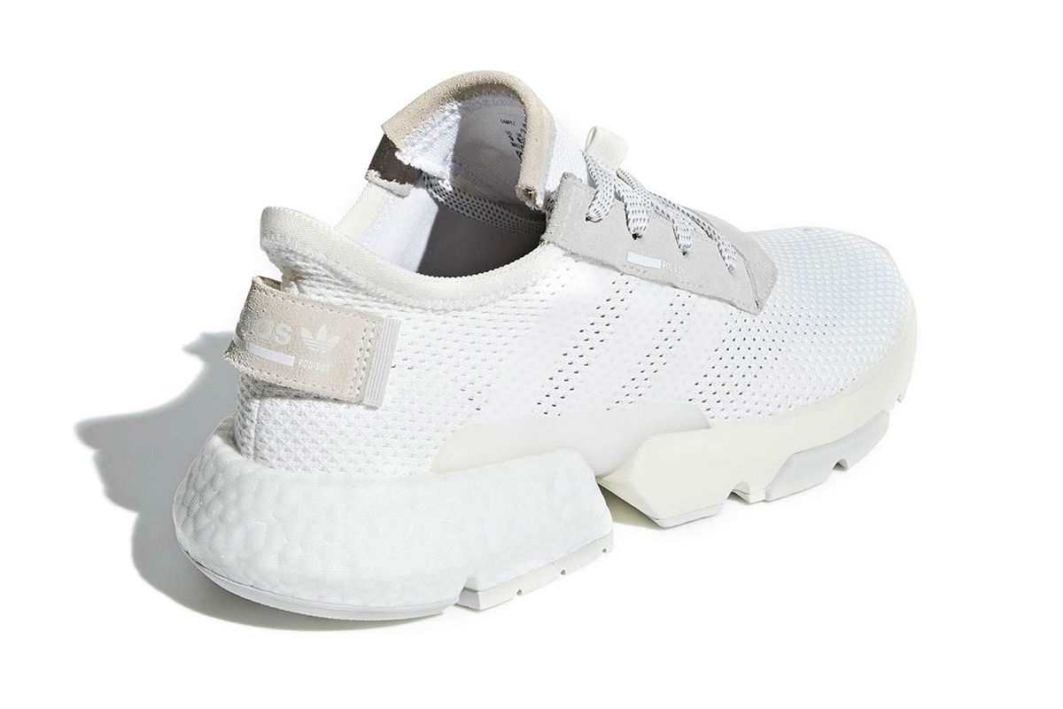 Check Out The Adidas POD-S3.1 White Grey One - Trapped Magazine 1ed406f34