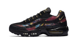 Paint Splattered Air Max 95