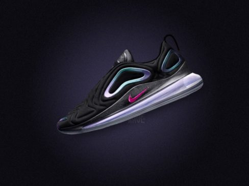 Nike Teases The Air Max 720 - Trapped