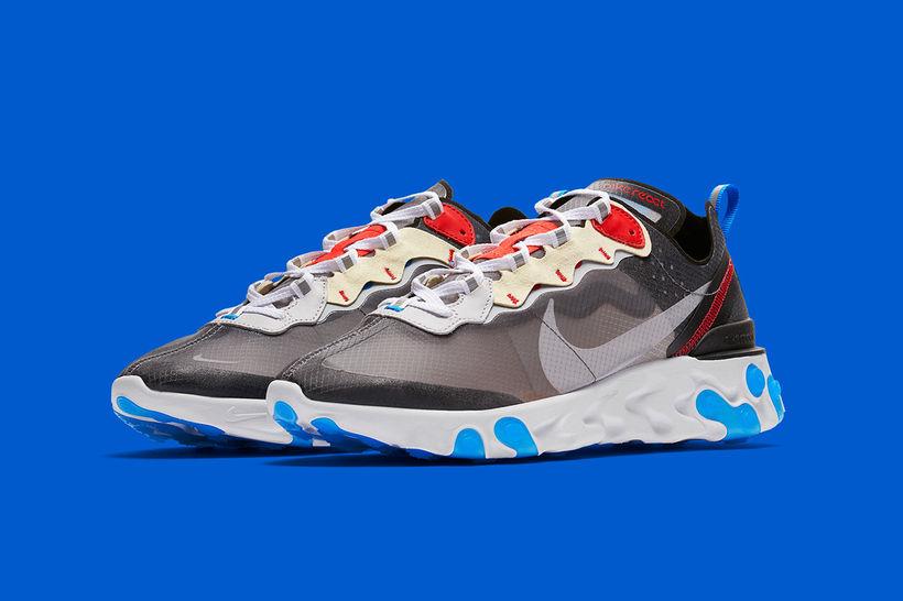 Nike element react 87
