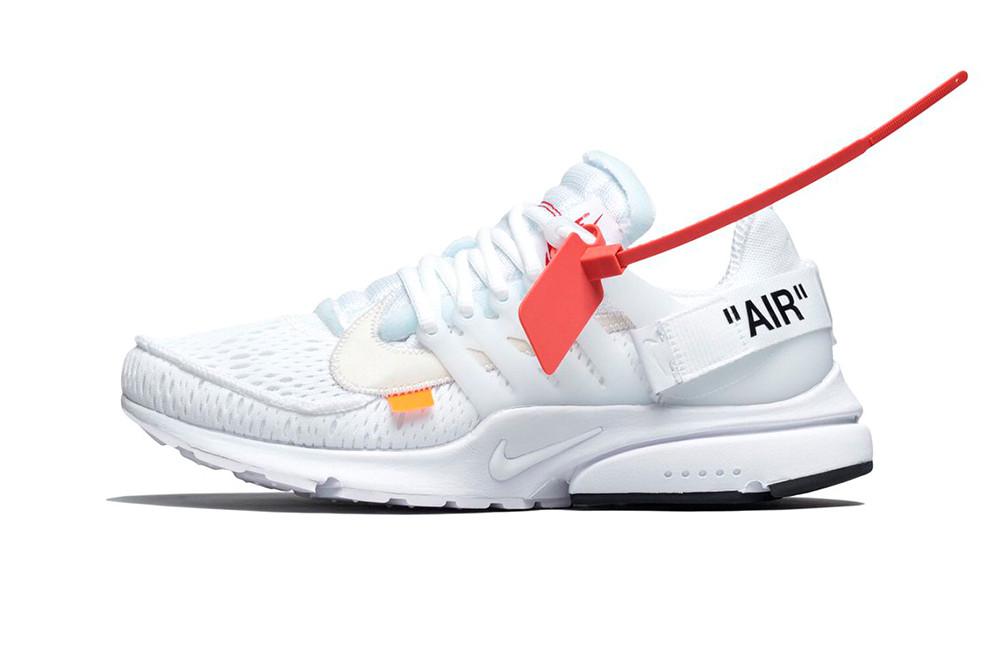 Off White X Nike Air Presto