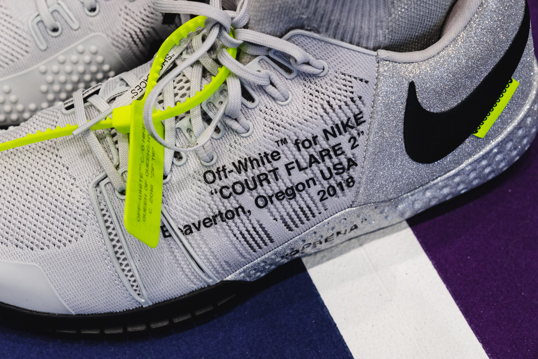 Serena Williams Off White X Nike Quot Queen Quot Collection
