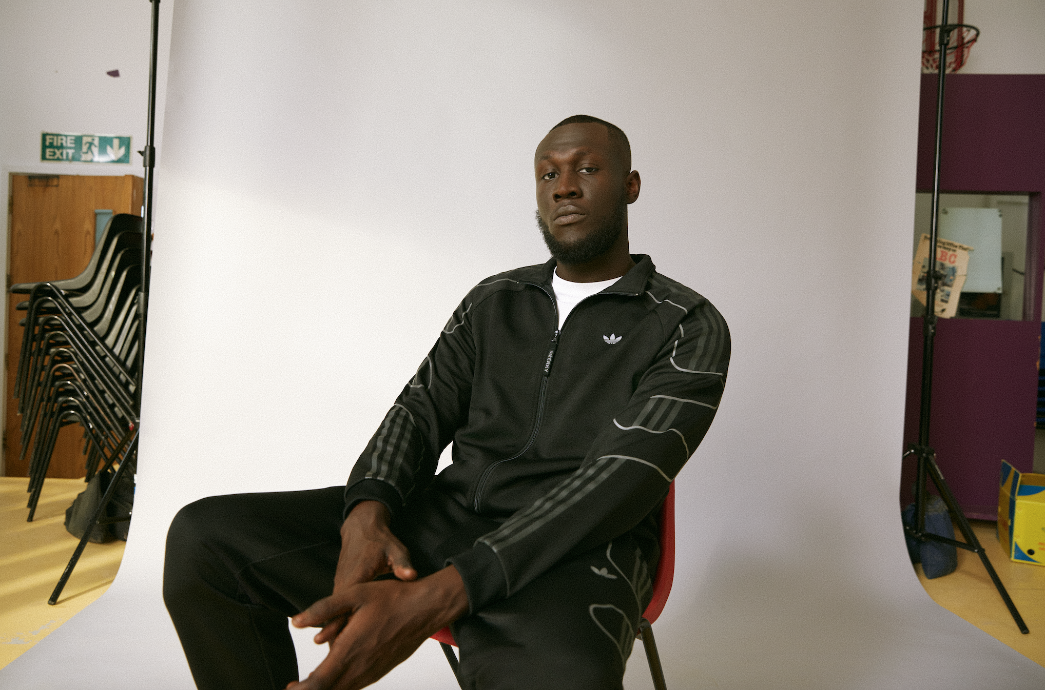 Stormzy   adidas Originals Just Launched a New Partnership - Trapped ... da7322f7902