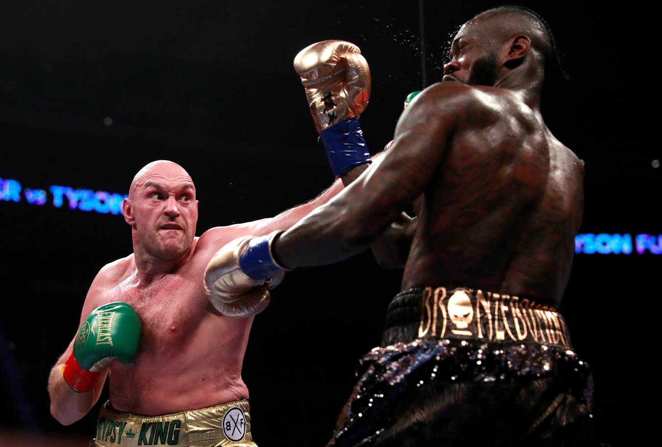 Tyson Fury and Deontay Wilder Battle Ended in a Split Decision Draw