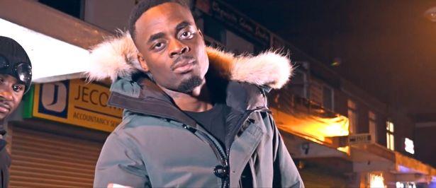 Rapper Mitch