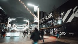 Boxpark Wembley